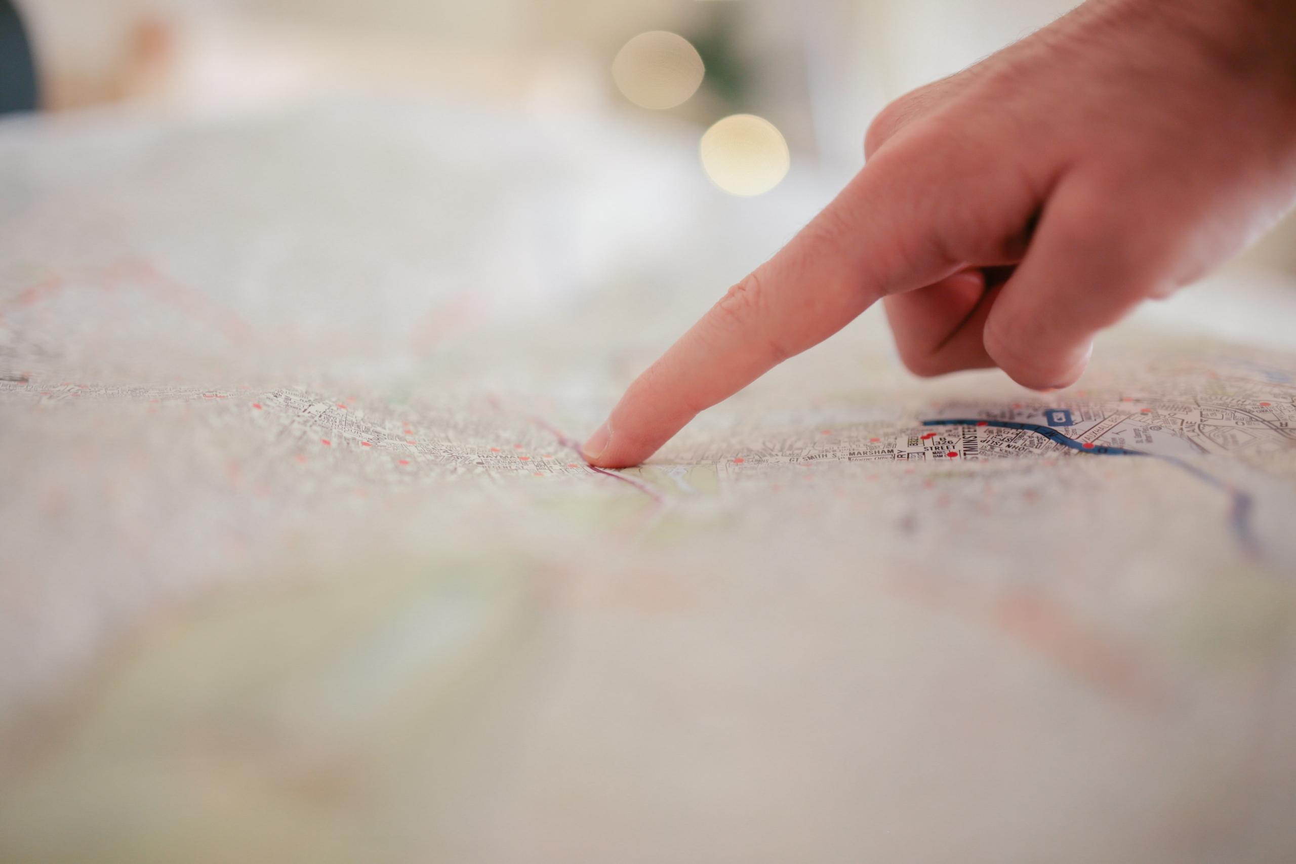 Geolocalización y big data para paliar la pandemia